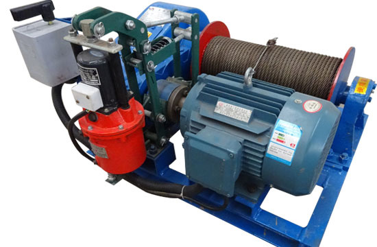 20 Ton Winch for Sale